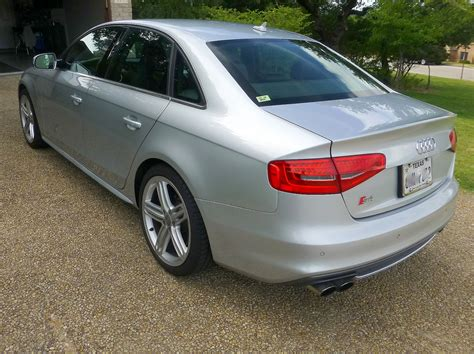2014 Audi S4 Premium Plus Manual