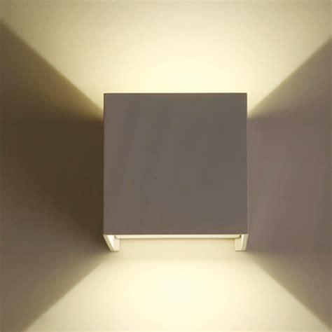lighting led wall sconces indoor modern sconce bronze