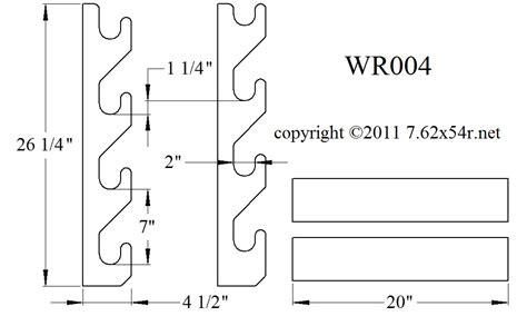 printable gun rack template single gun cabinet plans pdf woodworking