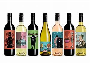 Jean jullien illustrates wine labels with no name for for How to create your own wine brand
