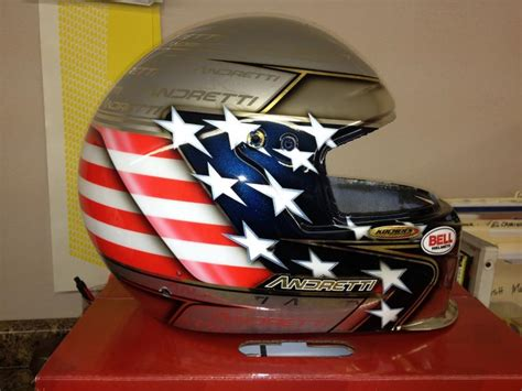 kochers custom paint helmets