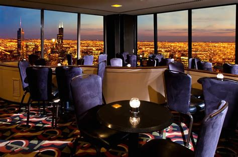 Hancock 95th Floor by Dining Room Interior Design Of The Signature Room At