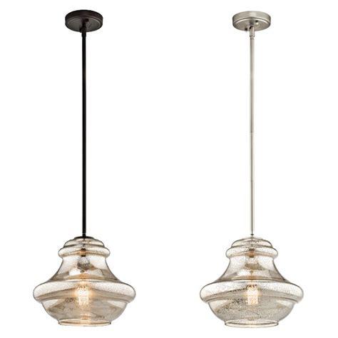 kichler 42044 everly vintage 12 quot wide pendant light