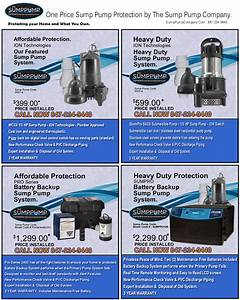 Niles Sump Pump Supply And Emergency Sump Pump Company