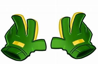 Clipart Gloves Gardening Glove Vs Transparent Zombies
