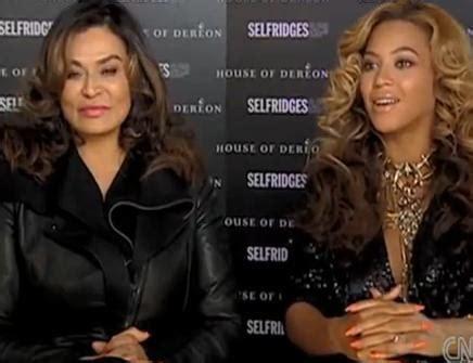 Beyoncé Parle De Sa Grossesse En Compagnie De Sa Maman À