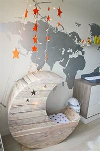 Ideen Für Babyzimmer : babyzimmer gestalten babywiege anleitung und 40 tolle ~ Michelbontemps.com Haus und Dekorationen
