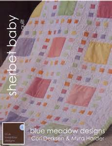 Easy Baby Quilt Block Pattern