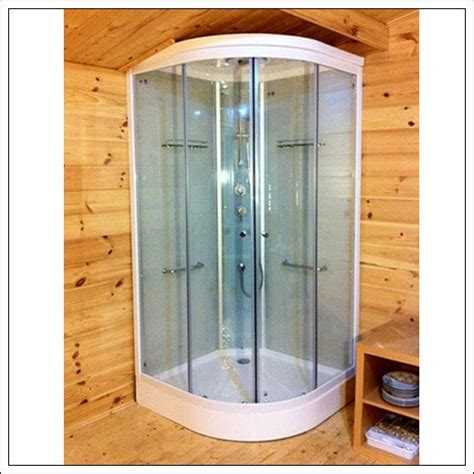 Complete Shower Units by Complete Shower Unit Small Is Beautiful