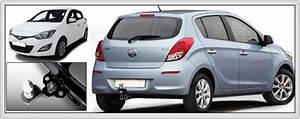 Hyundai I20 Hatch - New Standard Towbar To Suit Models 06  2012 Onwards  - Metro Towbars