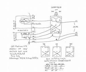 Dayton Electric Motor Wire Diagram 3