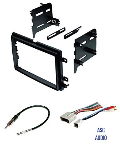 Ford Wiring Harnes Kit Audio by Din Touch Screen Car Stereo With Bluetooth 7 Inch