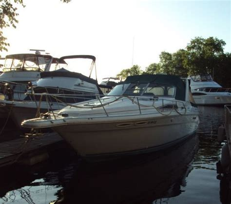 Boat Dealers Clearwater Mn by 1993 Sea 330 Sundancer Power New And Used Boats For Sale