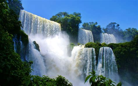 beautiful waterfall landscapes top landscapes full hd wallpapers