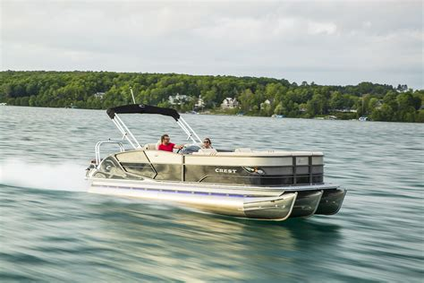 Boat Trader Contact Phone Number by Crest Pontoon Trader New Used Crest Pontoon Boats For Sale