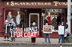 Animal Rights Signs