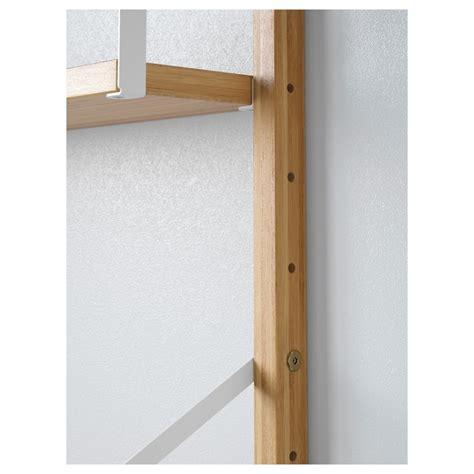 Bambus Le Ikea by Svaln 196 S Veggmontert Hyllekombinasjon Bambus Ikea