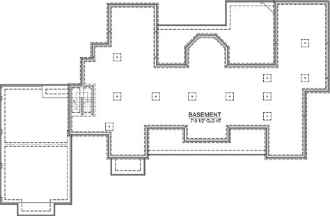 House Plan 41405 Farmhouse Style with 3095 Sq Ft 4 Bed