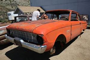 Sell used 1960 Ford Falcon body in