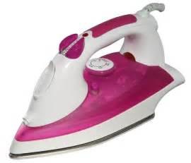 smile when I iron. Not that I iron all that often. And, I do smile ... Iron