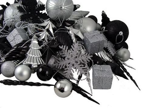 Black And Silver Christmas Ornaments Small Christmas Party Ideas Good Appetizers For Womens Dresses Atlanta Mickey Merry Quiz Parties In Edinburgh Casino