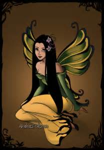 Dark Disney Fairies