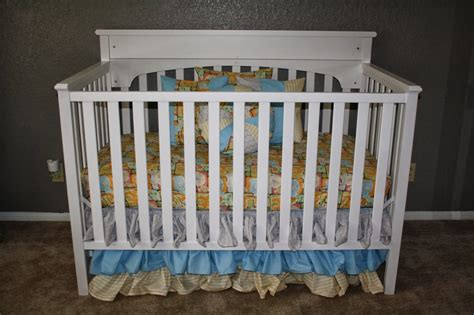 Prop The Crib Mattress Up For Babies With Acid Reflux Musely