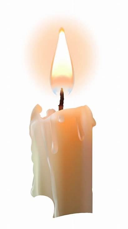 Candle Transparent Clipart Blessing Lighting Computer Kerze