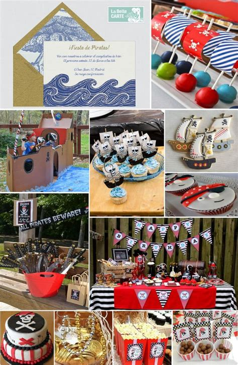 Pirate Party Boat by Pirate Party Cardboard Boat Birthday Party Ideas