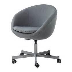 Ikea Fauteuil De Bureau by Skruvsta Chaise Pivotante Vissle Gris Ikea
