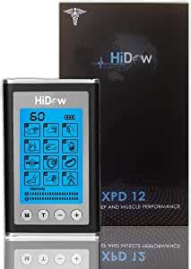 Amazon.com: HiDow XPD Dual Channel TENS EMS Unit 12 Modes