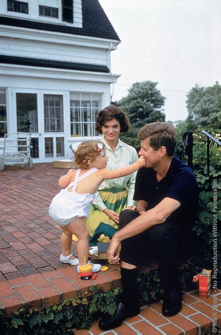 kennedy family mark shaw photographic archive