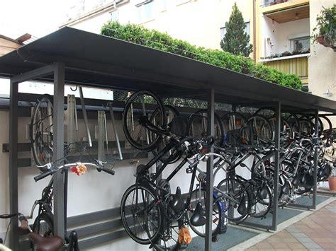 Fahrradständer Am Fahrrad