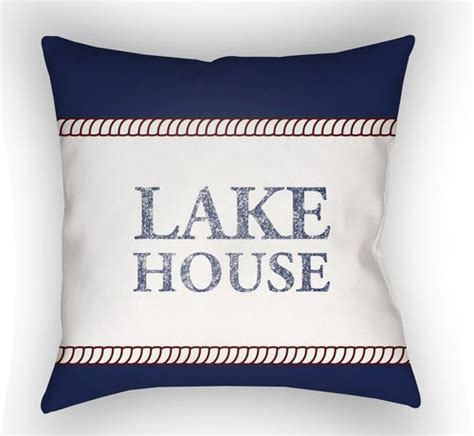 lake house pillows enjoy this new lake house pillow created with two wide