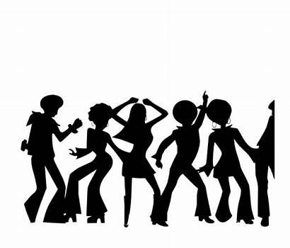 Clip Party Partypeople Vector Clker Dance Royalty