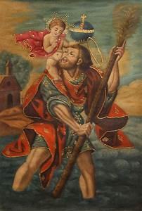 Saint Christophe Patron : 39 best images about saint christopher on pinterest ~ Medecine-chirurgie-esthetiques.com Avis de Voitures