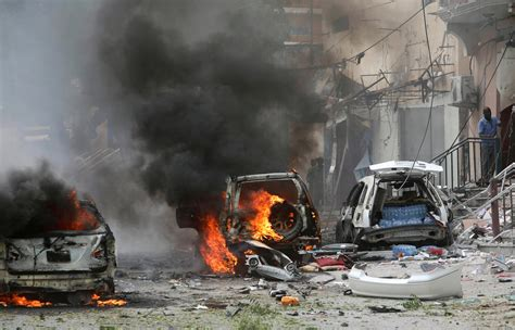 Car Bomb Blast in Somali Capital Mogadishu, 20 Killed