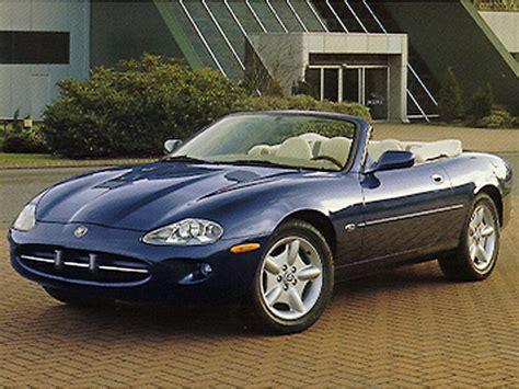 Jaguar Xk8 Specs 1997 jaguar xk8 specs safety rating mpg carsdirect