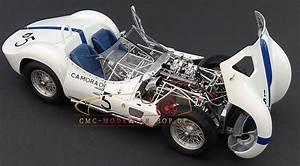 Auto 61 : cmc maserati birdcage i modelcar i car i stirling moss ~ Gottalentnigeria.com Avis de Voitures