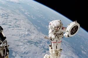 NASA - Los paseos espaciales