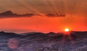 16, Stunning, Sunsets, In, Oklahoma