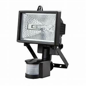 500w Halogen Outdoor Security Light Motion Sensor
