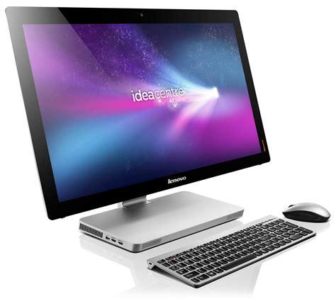 apple ordinateur bureau lenovo ideacentre a720 un tout en un à écran de 27