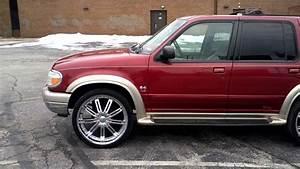 2000 Ford Explorer On 24 U0026 39 S