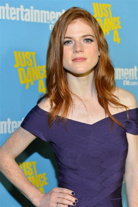 Pictures & Photos of Rose Leslie   Rose leslie, Long hair ...