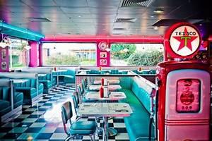 American Diner Einrichtung : 50s american diner s k p google 50s pinterest ~ Sanjose-hotels-ca.com Haus und Dekorationen