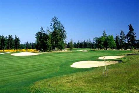 The Home Course In Dupont, Washington, Usa  Golf Advisor
