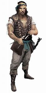 Varisian Thug | Shadowsend: Rise of the Runelords Wikia ...