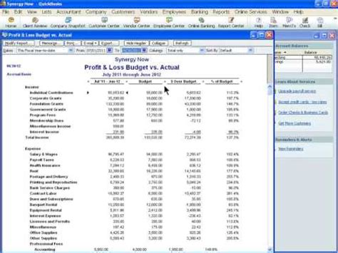 quickbooks chart  accounts template shatterlioninfo