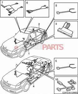 5262357  Saab Antenna Cable